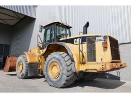 wheel loader Caterpillar 980G II 2006