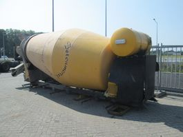 Betonmischer-LKW Mulder 10m3