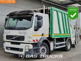 garbage truck Volvo FE 280 4X2 Retarder Faun Aufbau 2008