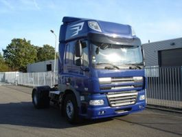 cab over engine DAF CF85-410 4X2 - TRACTOR UNIT SPACECAB EURO 5 2012