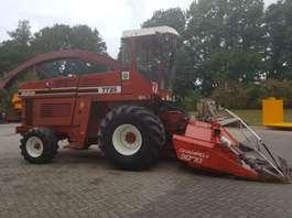 broyeur de végétaux Fiat agri Hesston 7725