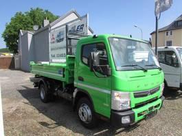 tipper truck > 7.5 t FUSO Canter 7 C 15 Kipper 2020