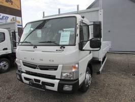 platform truck Mitsubishi Canter 7 C 18 2019
