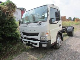 chassis cab truck FUSO Canter 7 C 18 Fahrgestell 2019