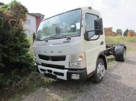 chassis cab truck Mitsubishi Fuso Canter 7 C 18 Fahrgestell Vorführwagen 2020