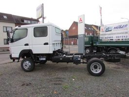 chassis cab truck FUSO Canter 6 C 18 D - 4x4 2020