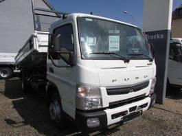 tipper truck > 7.5 t Mitsubishi Fuso Canter 7 C 15 Kipper 2019