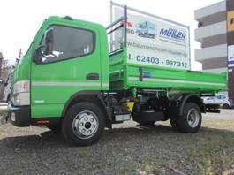 tipper truck > 7.5 t Mitsubishi Fuso Canter 7 C 15 2020