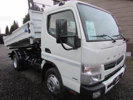 tipper truck > 7.5 t Mitsubishi Fuso Canter 7 C 15 2018