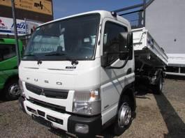 tipper truck > 7.5 t FUSO Canter 7 C 15 MEILLER Kipper 2019