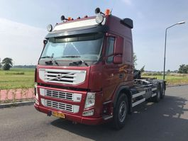 container truck Volvo FM 460 EEV 6X2 2011