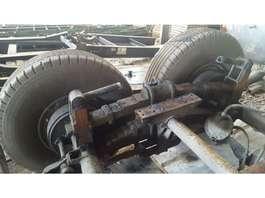 Axle truck part assen pakket BLADVERING