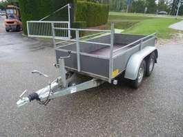 flatbed car trailer Hapert open bakwagen 1998
