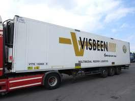 refrigerated semi trailer Schmitz Cargobull Kuhlauflieger mit Thermoking 2013