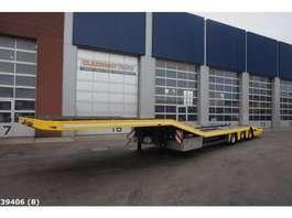 naczepa niskopodwoziowa Draco DSN 339 3-assige truck transporter 2 x uitschuifbaar 2011