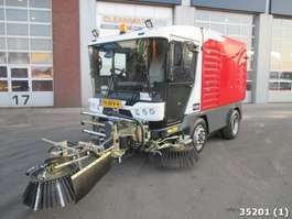 Road sweeper truck Ravo 580 EURO5 Fast edition 72 km/h 2015