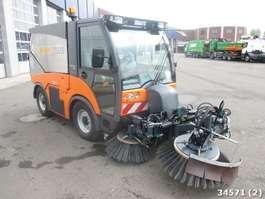 Road sweeper truck Hako Citymaster 2000  Euro 5 EEV 3-rd brush 2014