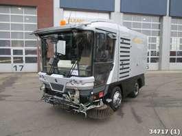 Road sweeper truck Ravo 540 STH Euro 5 2012
