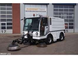 Road sweeper truck Bucher CC 5000 Euro 5 met 3-de borstel 2011