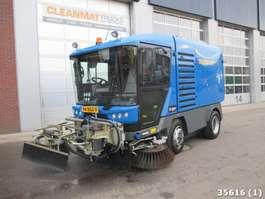 Road sweeper truck Ravo 580 STH EURO 5 80 km/h 2015