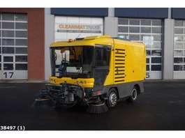 Road sweeper truck Ravo 540 ST Euro 5 with 3-de borstel 2010