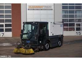 Road sweeper truck Schmidt Swingo Compact 200 Euro 6 2015