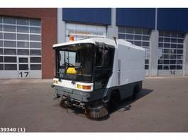Kehrmaschine LKW Ravo 5002 1995