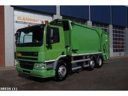 garbage truck DAF FAG 75 CF 250 Norba MF300 2011