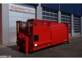 open top shipping container Kiggen 17,5 m3 NEW 2019