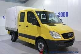 véhicule utilitaire léger à benne Mercedes Benz Sprinter 215 CDI Doka 150 PS  6-Sitze AHK 1.Hand 2008