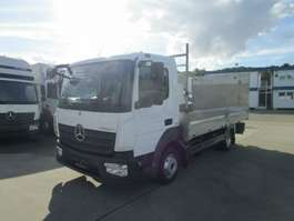 vcl inclinable Mercedes Benz ATEGO IV 816 Pritsche 5,20 m AHK + LBW 1.500 kg 2014