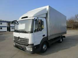 vcl inclinable Mercedes Benz ATEGO IV 818 Pritsche/Plane 5,20 m*EURO 6 2014