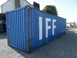 diversos contentores nvt 30 ft zeecontainer