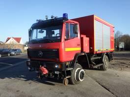 anderer LKW Mercedes-Benz 1124AF 4x4 ZW Feuerwehr Zweiwege Schienenverkehr 1999