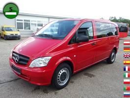 mpv car Mercedes Benz Vito Kombi 113 CDI - KLIMA - Tempomat 2014