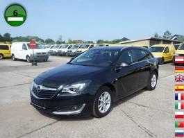 coche familiar Opel Insignia 1.6 CDTi Business Edition 2015