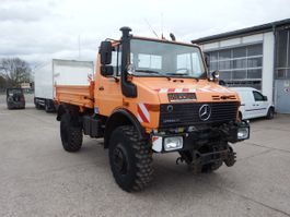 LKW Kipper > 7.5 t Unimog U 1650 427/21 - AHK SFZ 1995