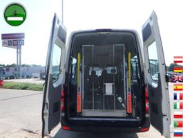 mpv car Volkswagen Crafter 35 Extralang L4H2 - KLIMA - Standheizung 2008