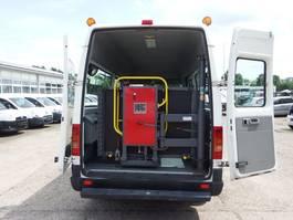 mpv car Volkswagen LT 35 LIFT - KLIMA - Behindertgerecht 9-Sitzer - 2006