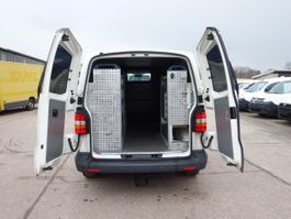 samochód dostawczy zamknięty Volkswagen Transporter T5 lang 2,5l - KLIMA - NAVI Werkstat 2008