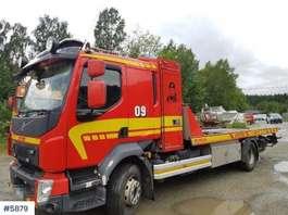 camião reboque de recuperação Volvo FL280 tow truck 2016