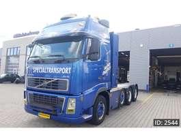 Tahače standardní Volvo FH16 660 Globetrotter, Euro 4, 170 tons, Intarder 2008