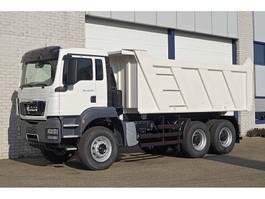 camión de volquete > 7.5 t MAN TGS 40.400 BB-WW 6X4 TIPPER TRUCK (11 units) 2019