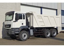 tipper truck > 7.5 t MAN TGS 40.400 BB-WW 6X4 TIPPER TRUCK (11 units) 2019