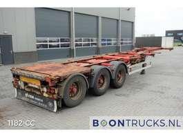 Containerfahrgestell Auflieger HFR SB24 *DISC BRAKES* 20-30-40-45ft HC 2004