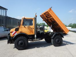 LKW Kipper > 7.5 t Unimog U 1650 427/21 KIPPER - AHK SFZ 1995