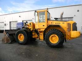 wheel loader Volvo L120E 2020
