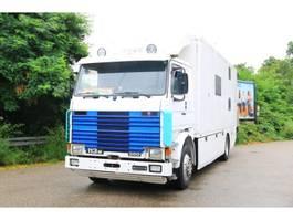 bus camper Scania 113 360 Mobile Home Autocaravana 1996