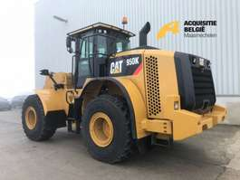 wheel loader Caterpillar 950K 2012