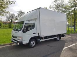 closed box truck FUSO CANTER 3C15 / AMT /  2350 mm Hoog inwendig ! 2021